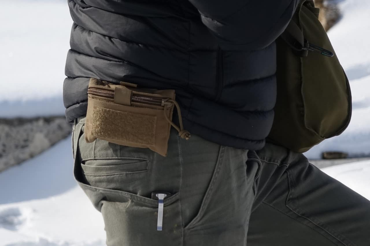 Recon Tareinco Custom Psk Belt Pouch Pack Config