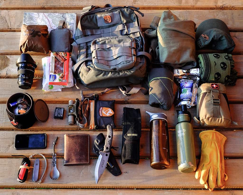 Kifaru E Amp E One Day Plus Mountaineering Setup Pack Config