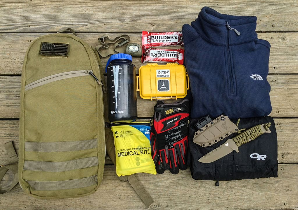 Loadout: 24 Hour Pack | Pack Config