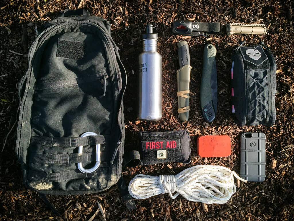 Loadout: Quick & Dirty Stag Pack | Pack Config