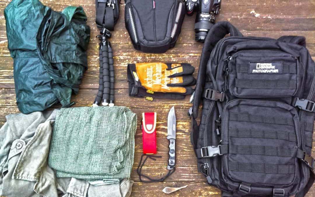 Loadout: Mountain Hike Configuration