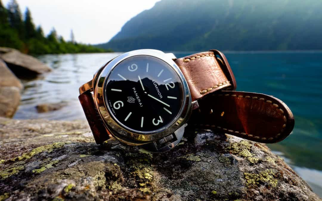 10 Year Review: Panerai PAM000 'Logo Base'