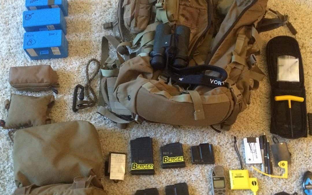 Loadout: Shooting Bag
