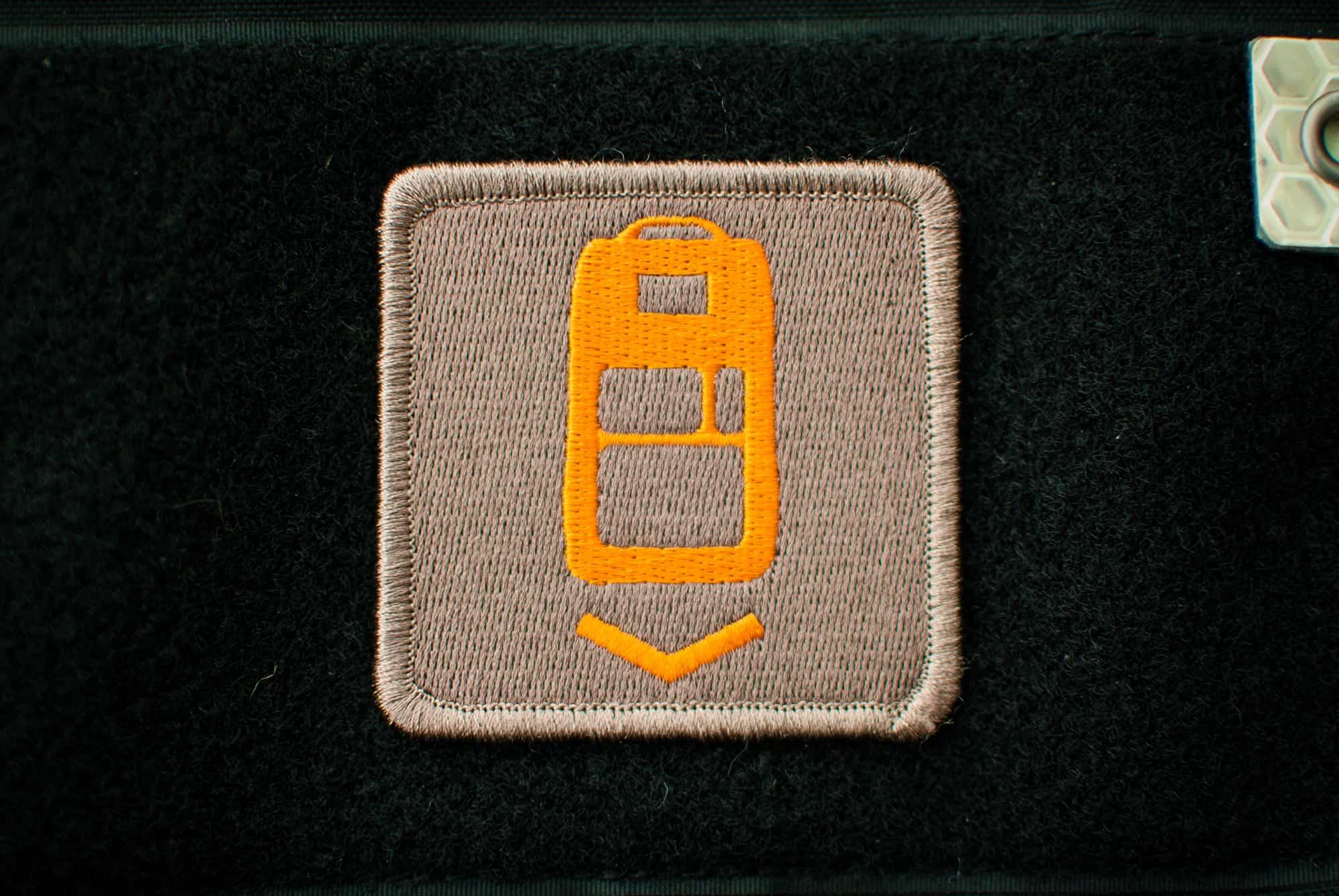 Logo Patch – Standard STANDARD_1_WR