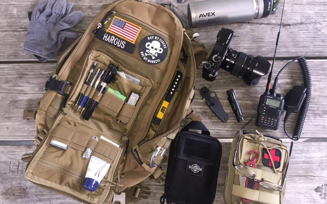Loadout: Everyday Coyote Pack
