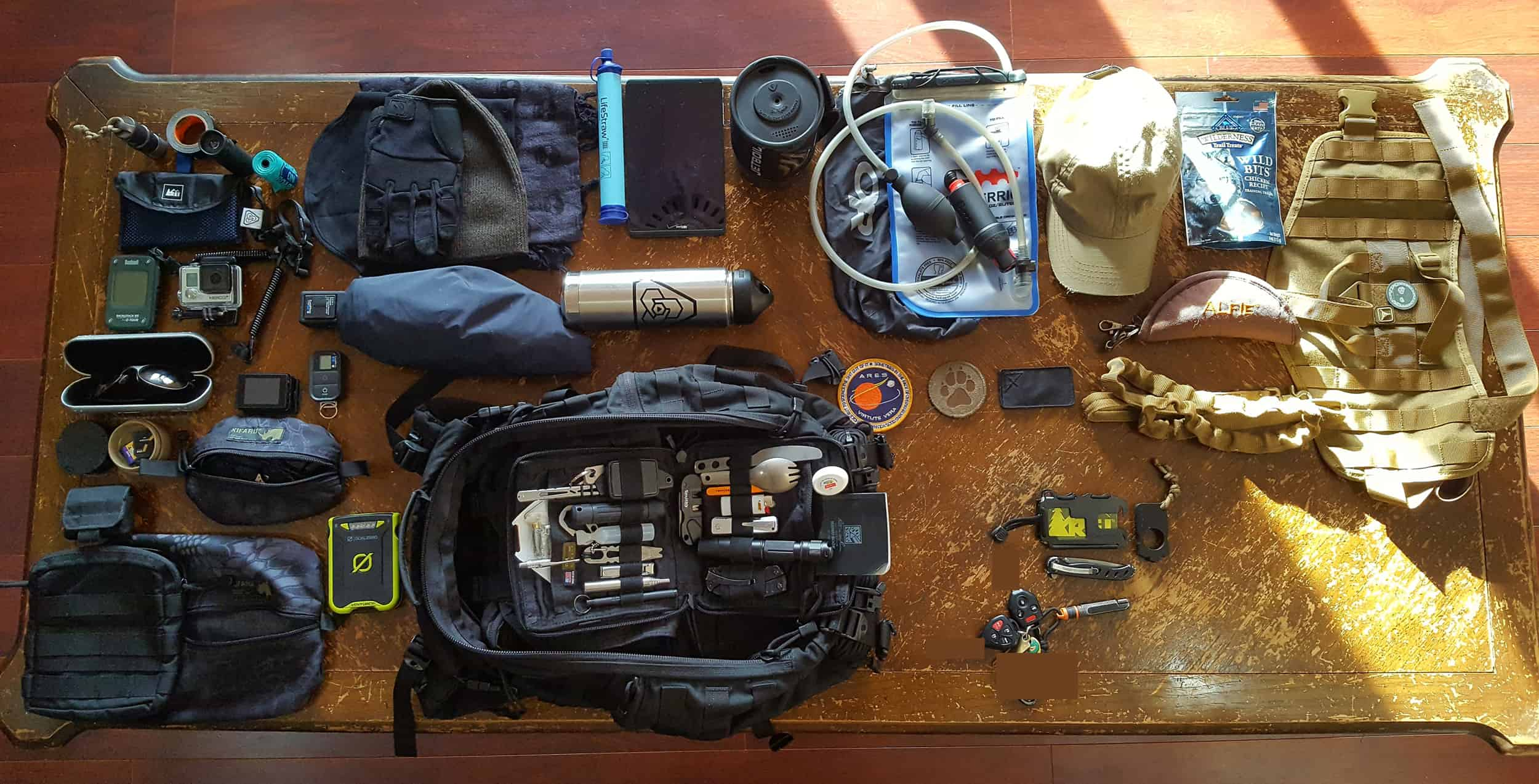 Loadout Blibz Edc Pack Pack Config