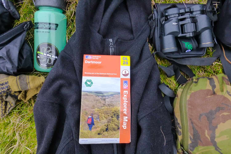 Loadout: Dartmoor Winter Hike P1020691_RT