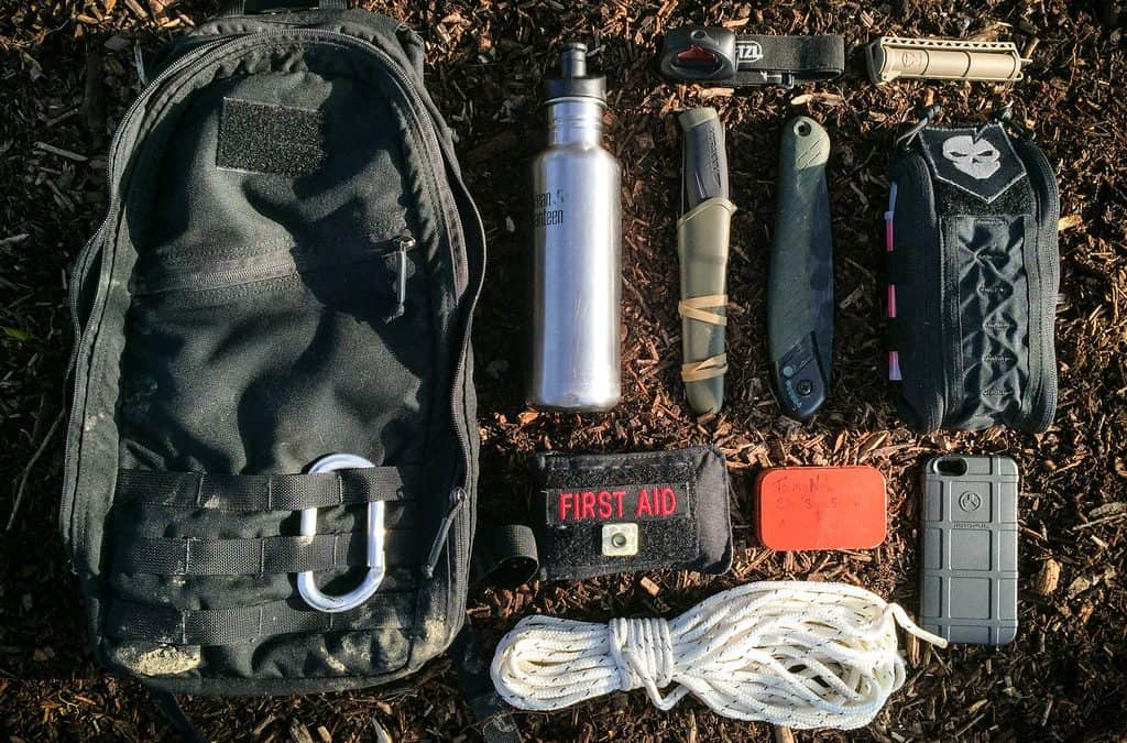 Loadout: Quick & Dirty Stag Pack
