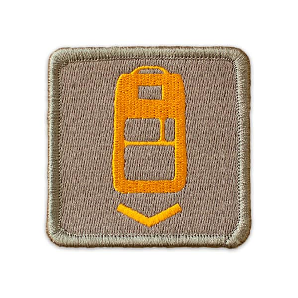 Logo Patch – Standard