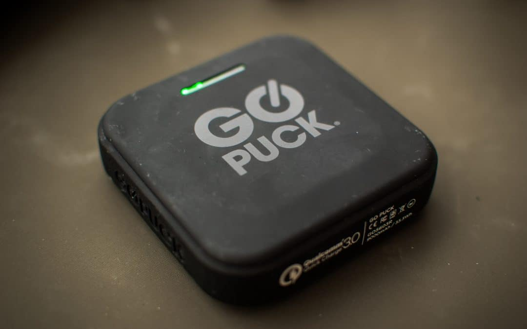 Pack Essentials: GO PUCK Charger