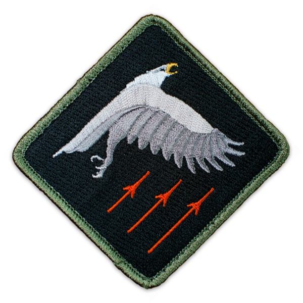 Risk, Adapt & Rise Patch Set Patch_RISE1