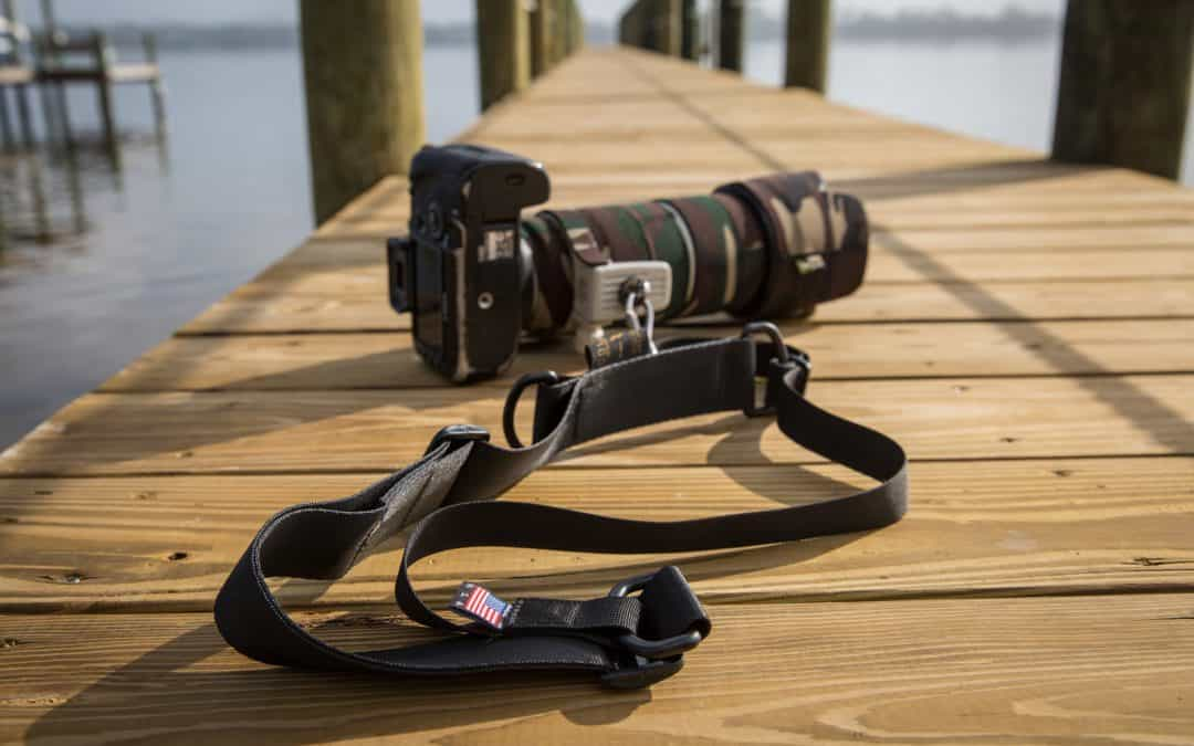 Review: Colfax Design Works Camera Sling Strap