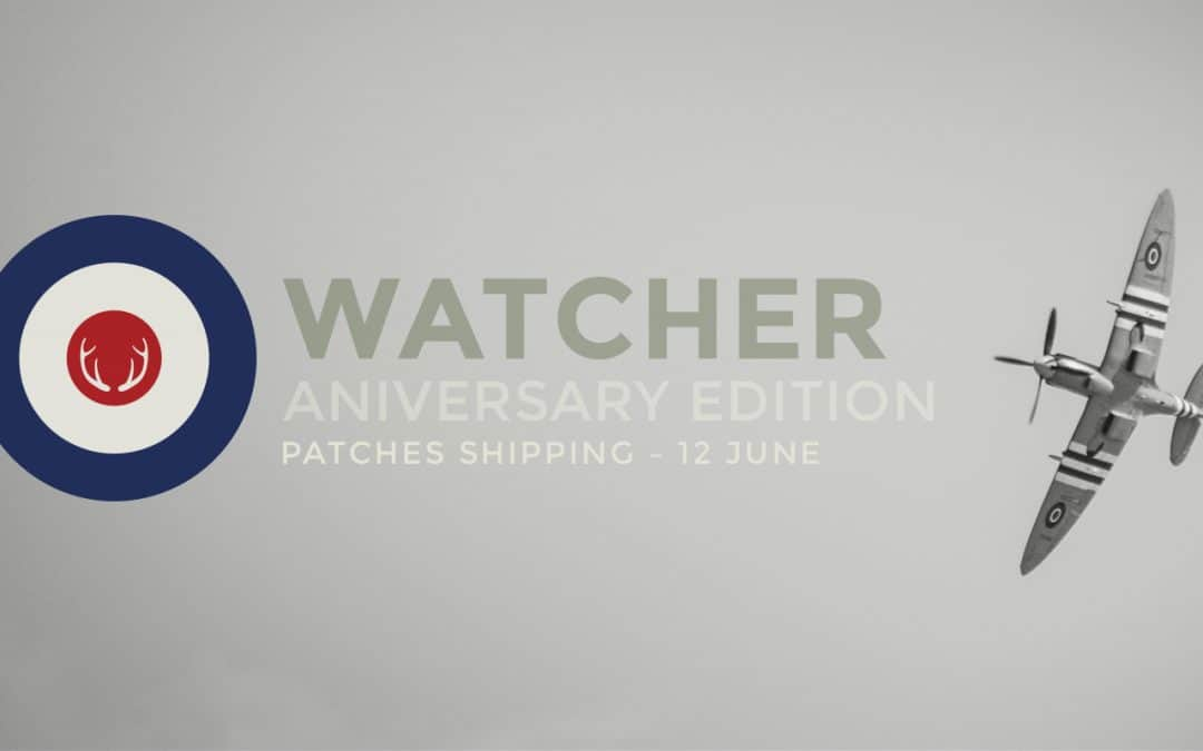 D-Day & the Anniversary Patch