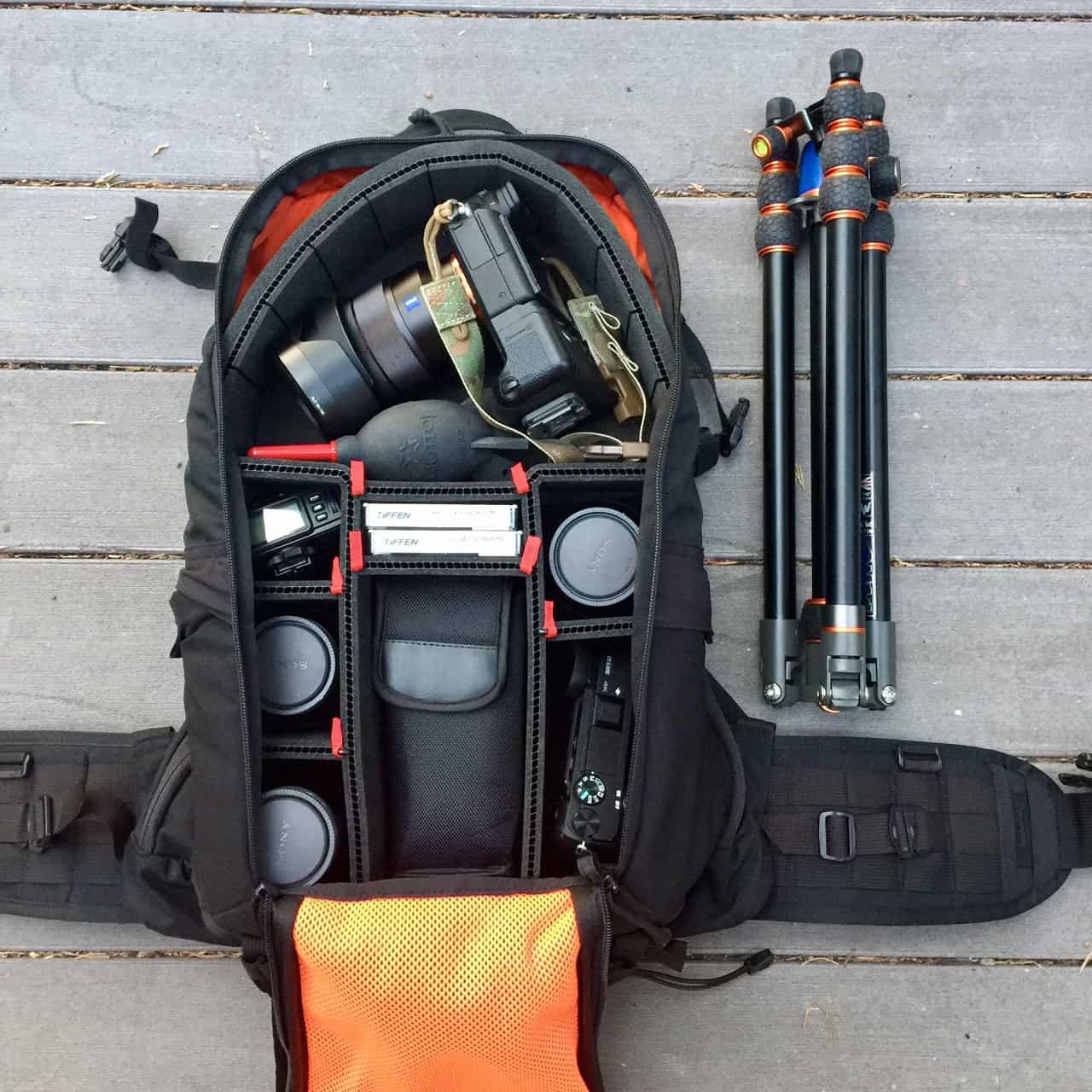 "Loadout: SHADO ""Camera Bag"" FullSizeRender-3"