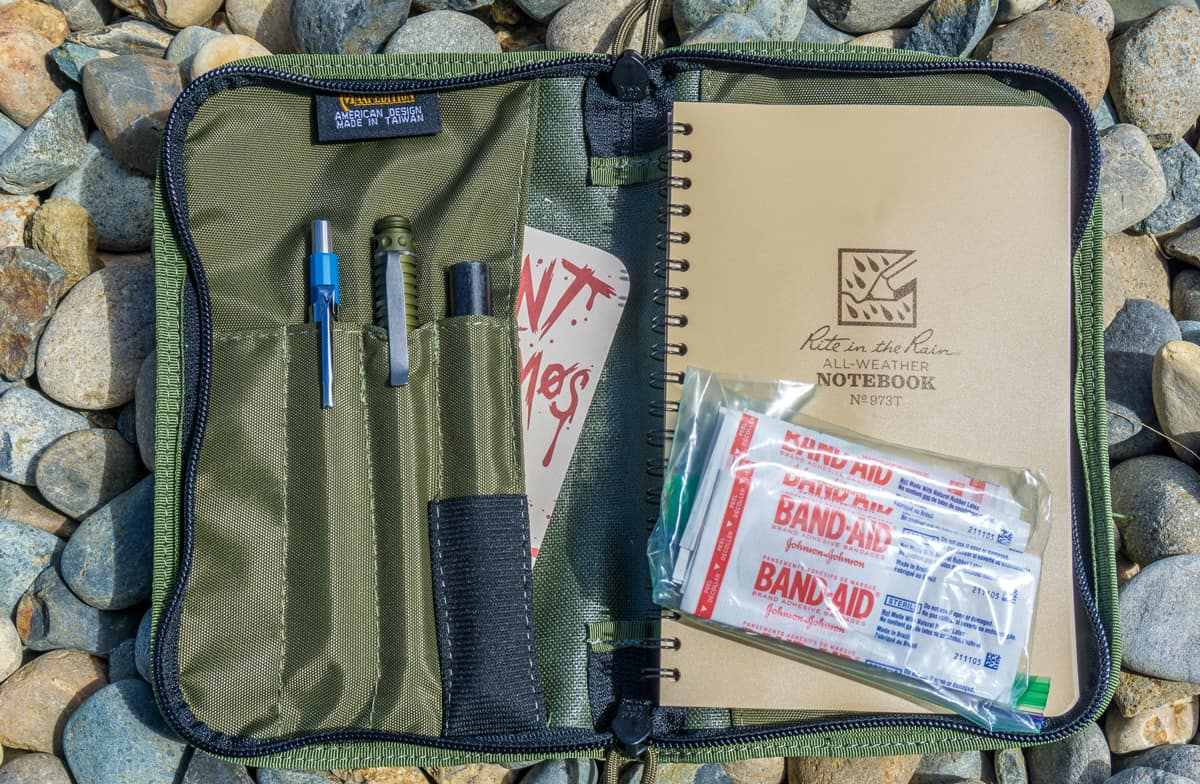 Pack Essential: Maxpedition Field Notebook Cover Notes-Cover-Hero