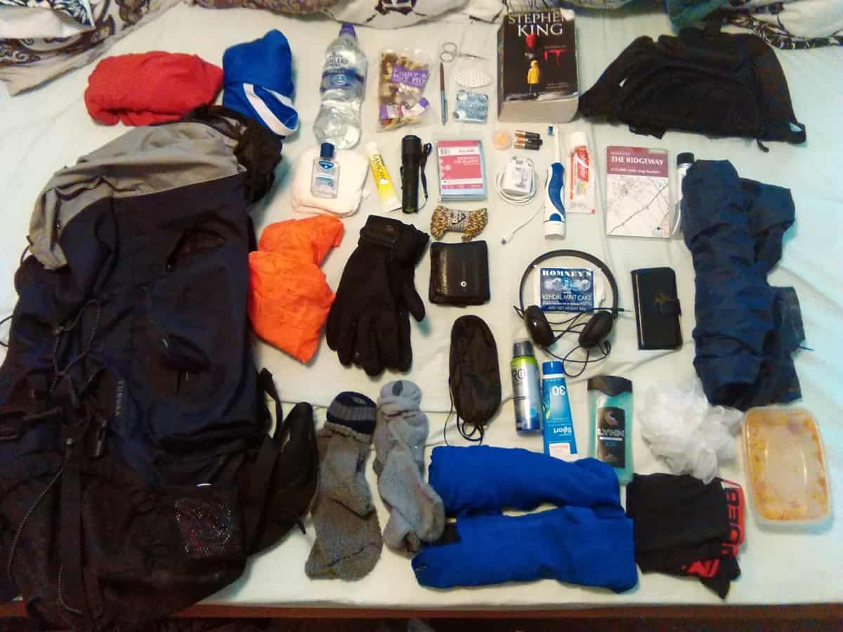 Loadout: 80+ Mile Multi-Day Hike Loadout_Multi-Day-Hike