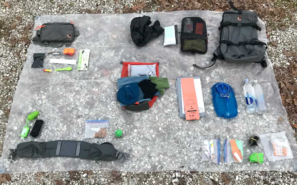 Field Report: Warm Solstice Day Hike Loadout_WarmSolsticeDayHike