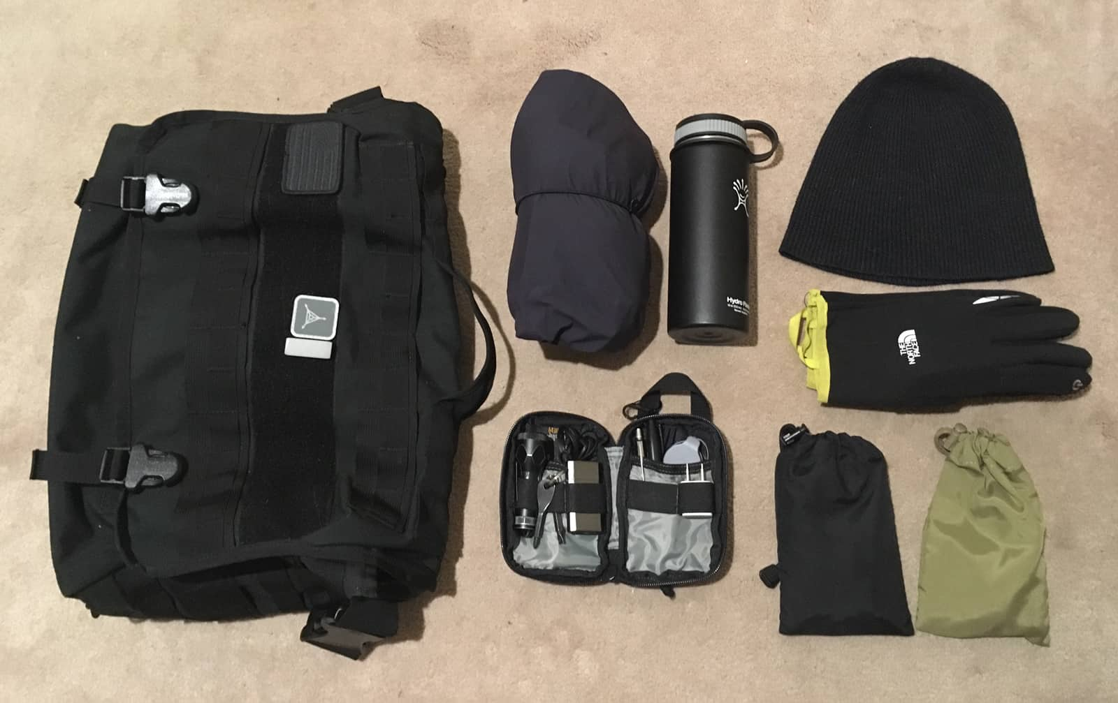 Loadout: EDC Office and Travel Kit packconfig1
