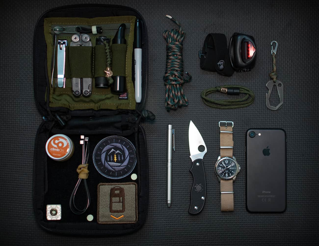Pack Essentials: Editor's EDC OPEDCloadout