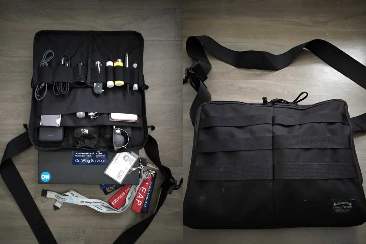 Loadout: Sleek and Operational Pack Louis_Loadout