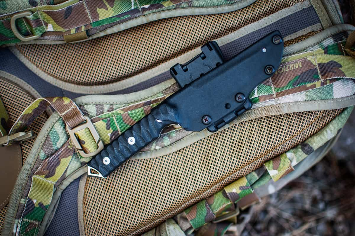 Review: STYX Fixed Blade styx9
