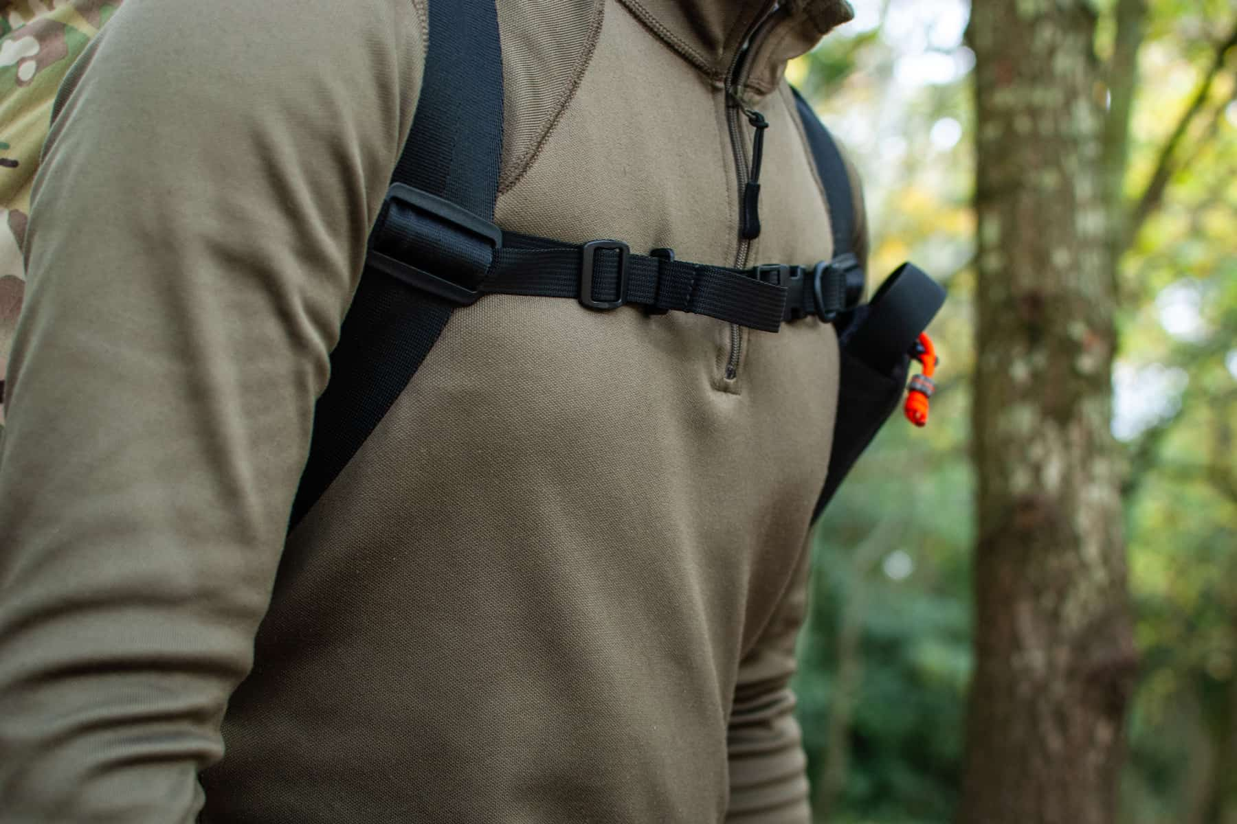 Review: Adventure Duffle Pack CDW_ADP_39_Sternum