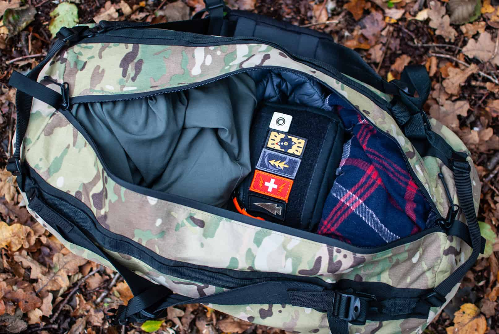 Review: Adventure Duffle Pack CDW_ADP_39_Wide