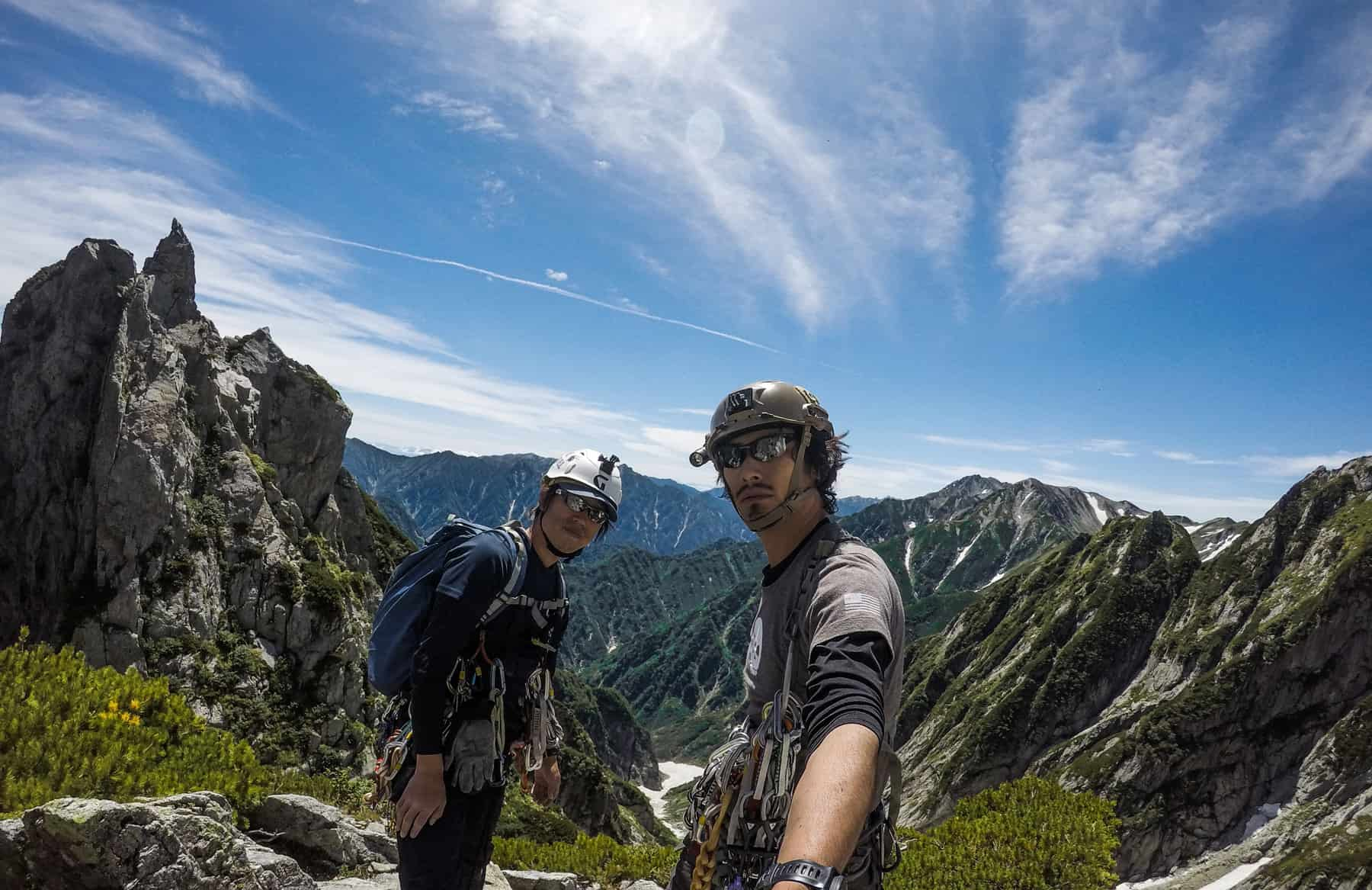 Field Report: Mount Tsurugi GOPR3407
