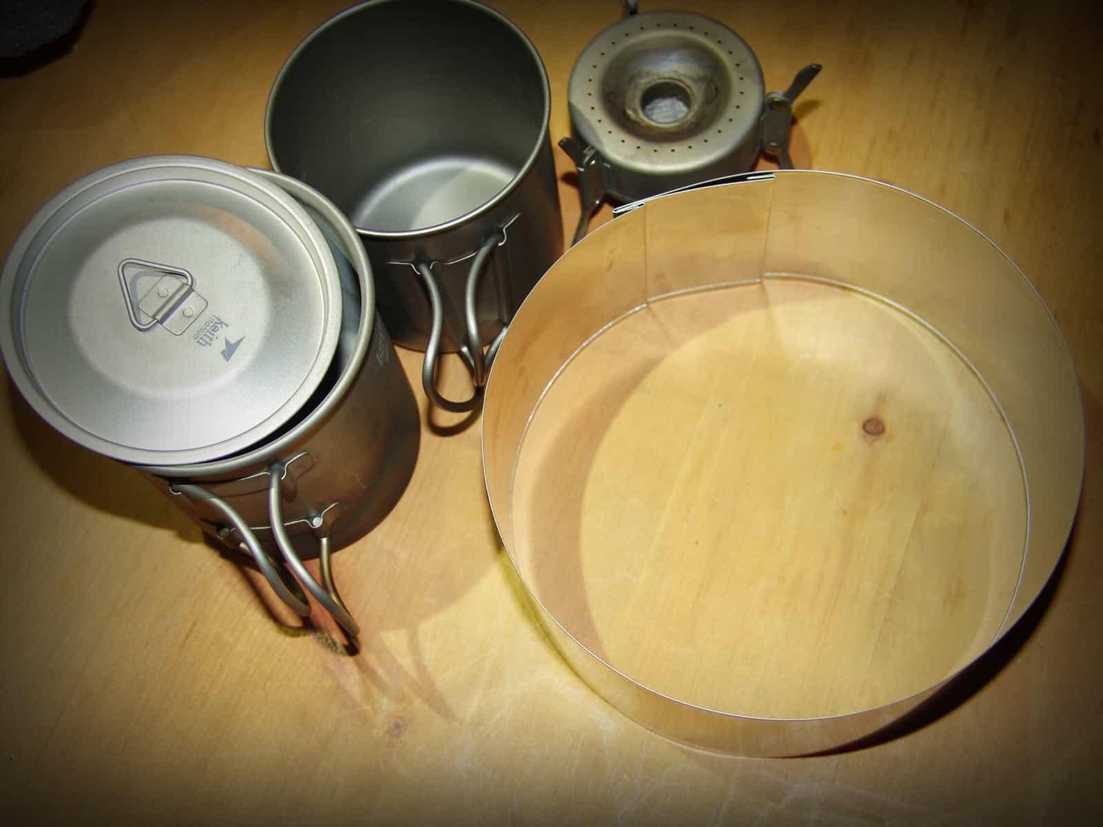 Minimalist Woodland Recon Kit pc10