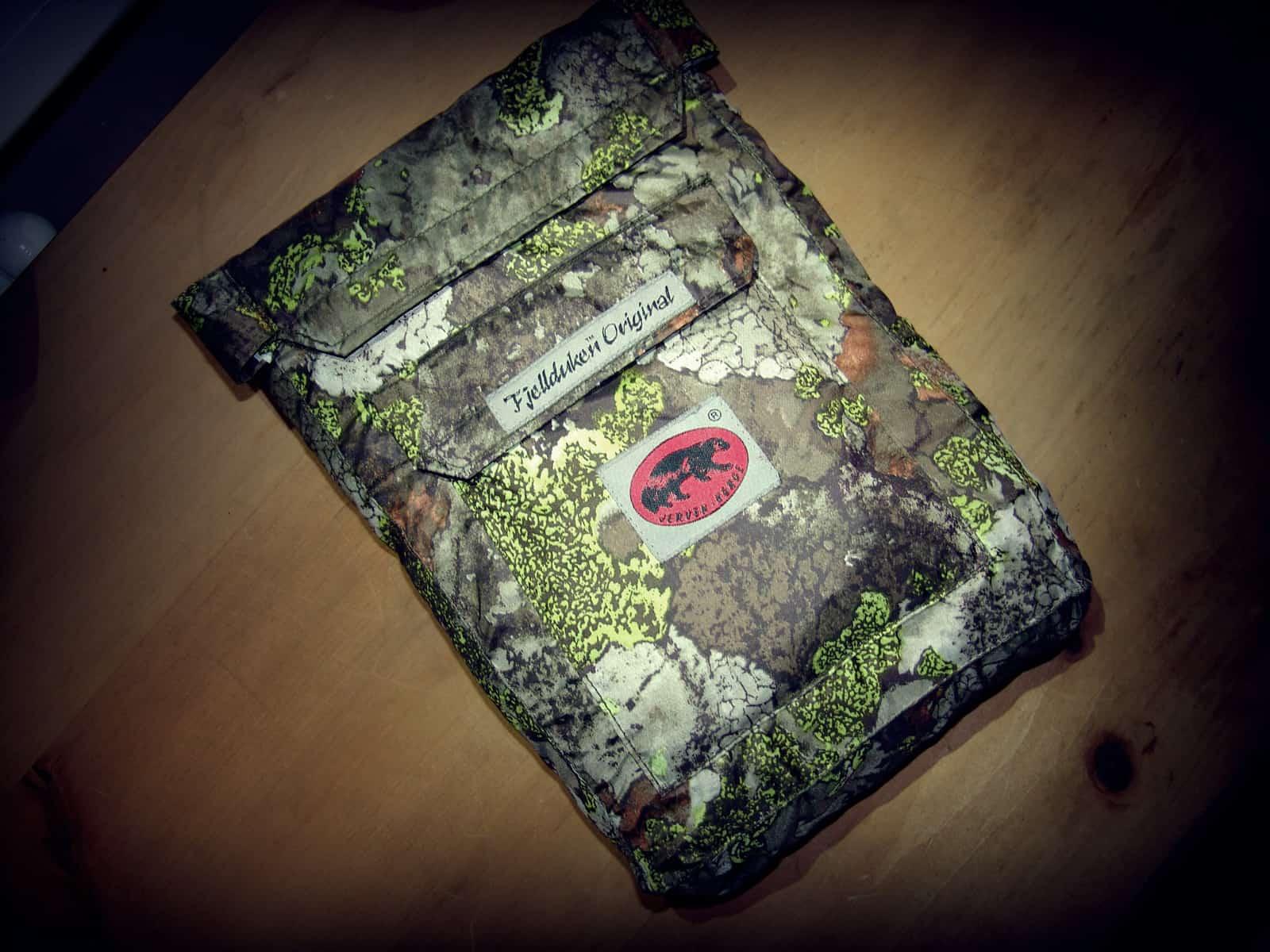 Minimalist Woodland Recon Kit pc6