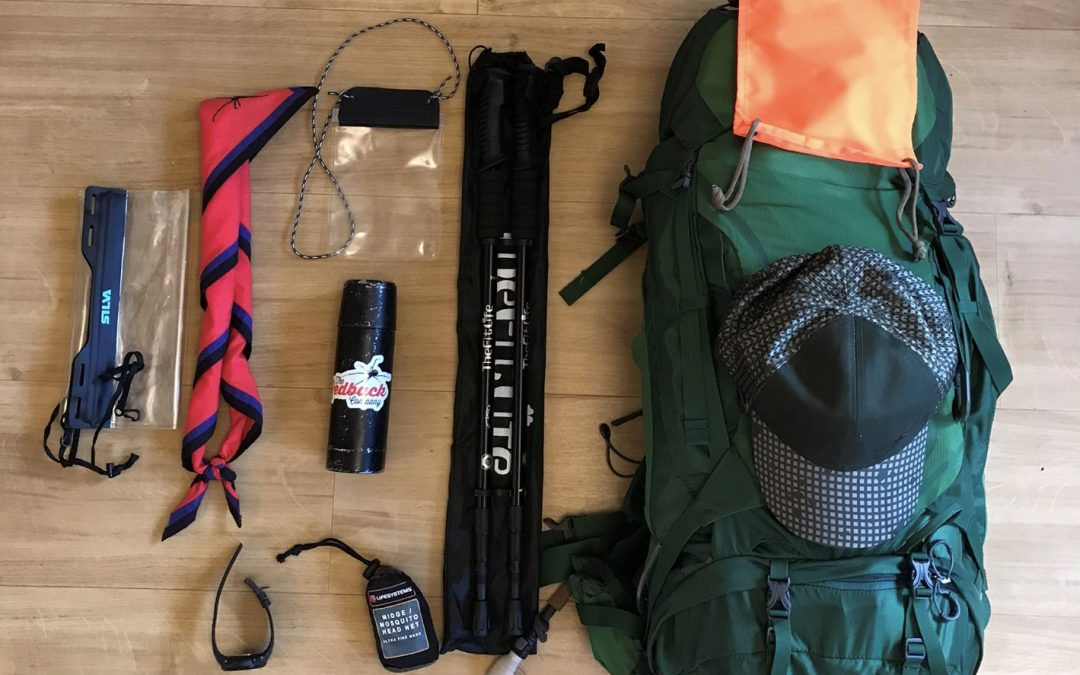 Loadout: Scout Mountain Day Hikes