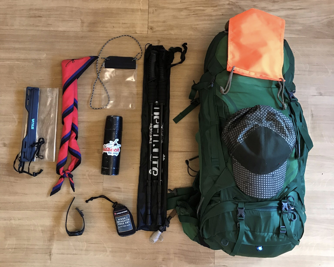 Loadout: Scout Mountain Day Hikes Scout04