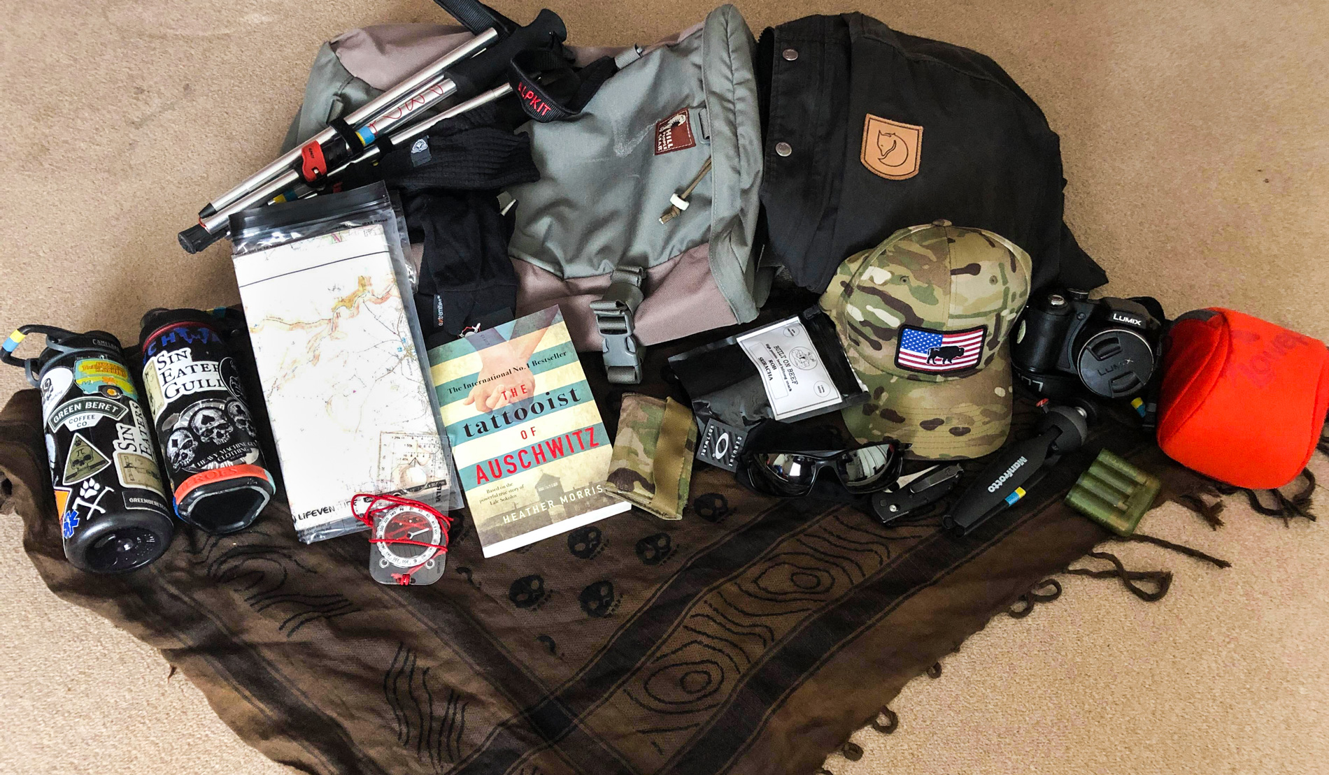 Loadout: Hill Day Pack Hill-Day-Pack