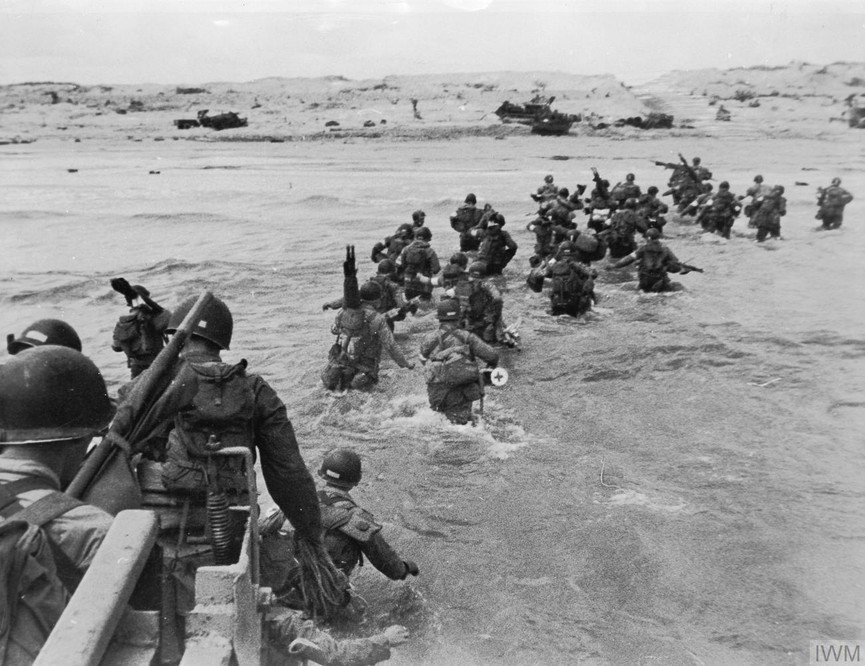 D-Day, 75 Years on… D-DAY-6-JUNE-1944-©-IWM-EA-51048