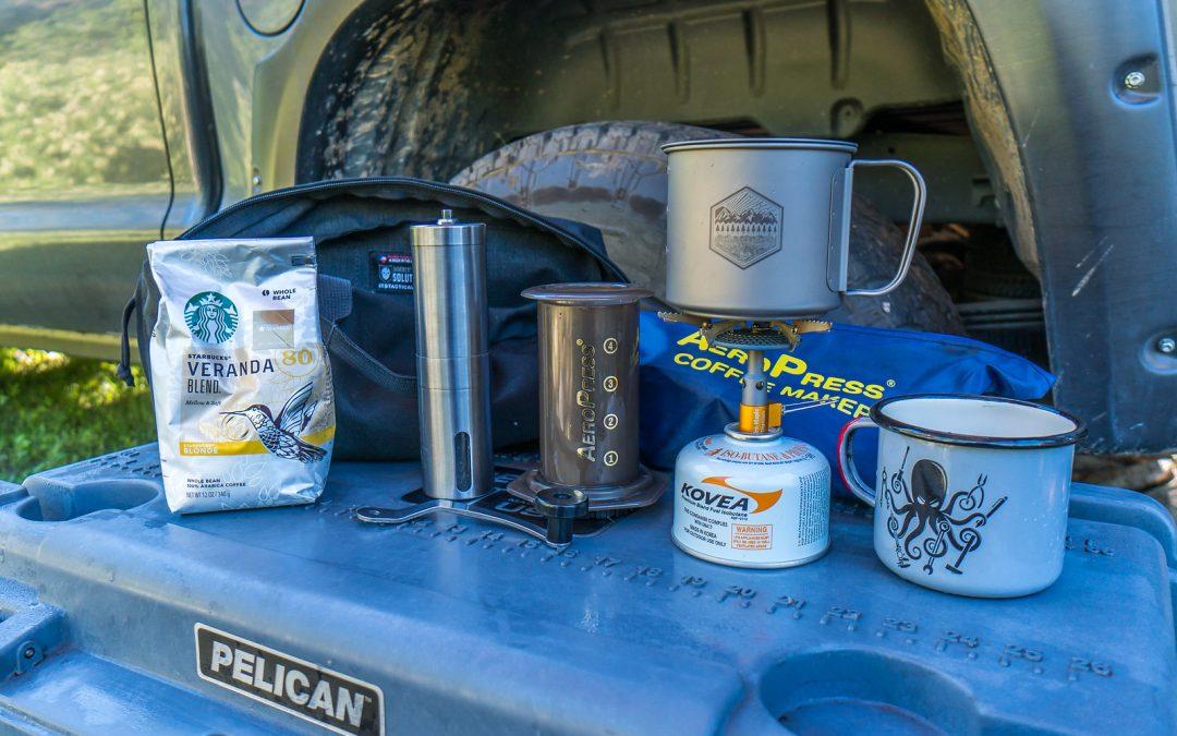 Loadout: Camp Coffee Kit