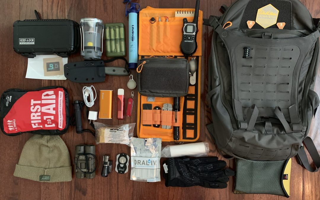 Loadout: EDC and Truck Get Home Bag