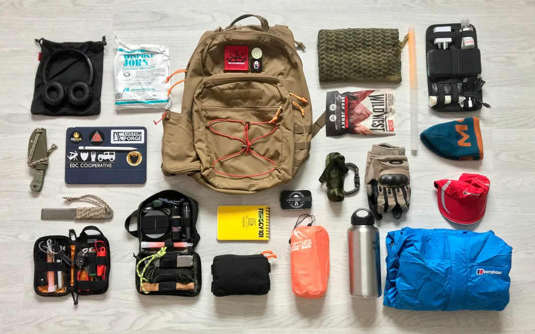 Loadout: Electrician EDC & Get Home Bag