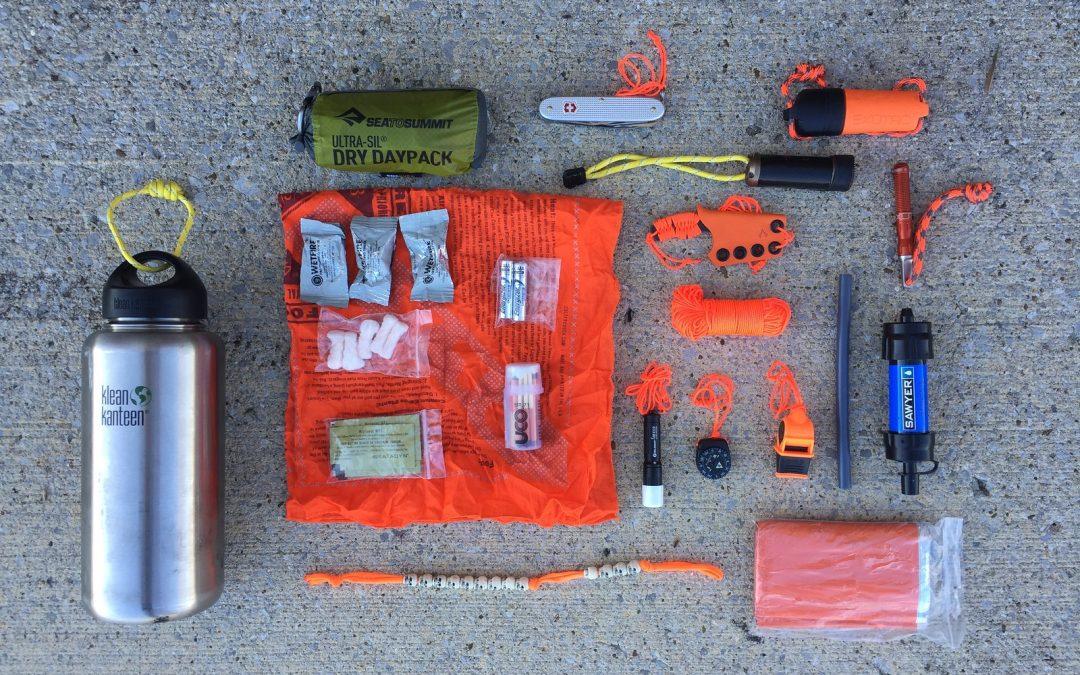 Loadout: Water Bottle Survival Kit