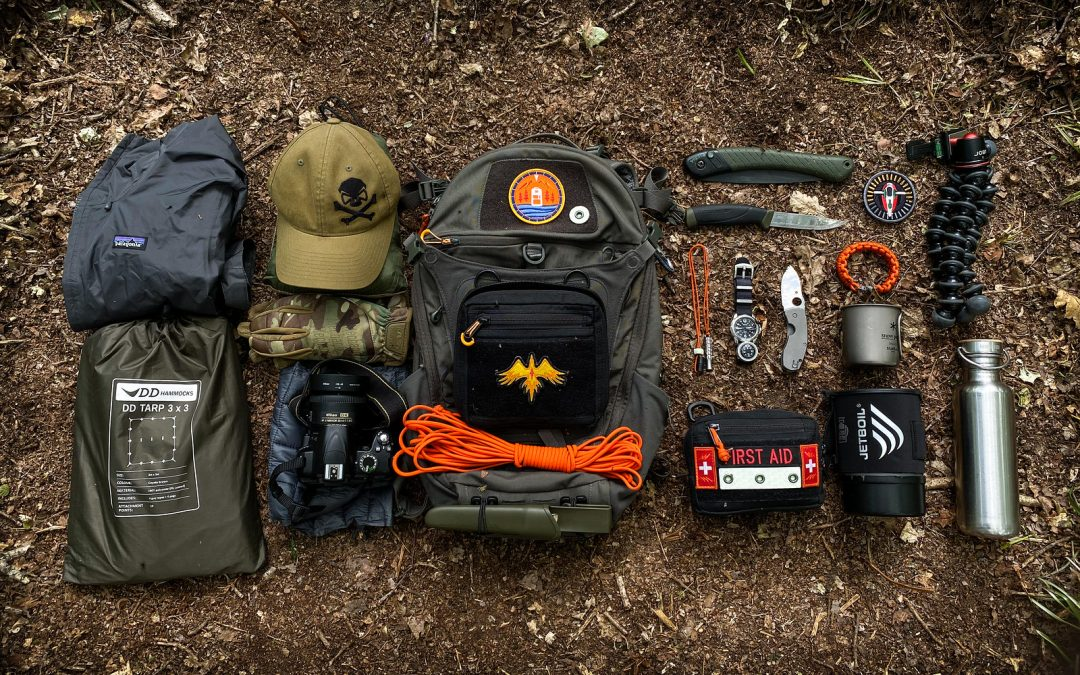 Loadout: Bright Recon Adventure
