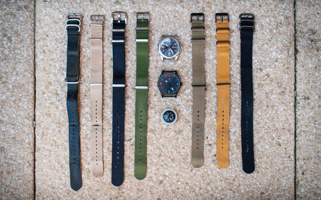 Pack Essential: Wristwatch