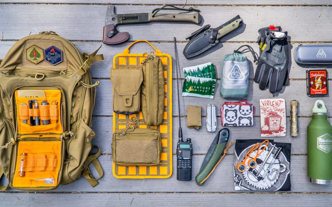 Loadout: Main Hiking Pack