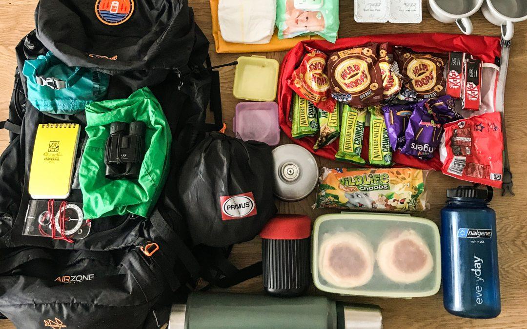 Loadout: Dad's Adventure Bag