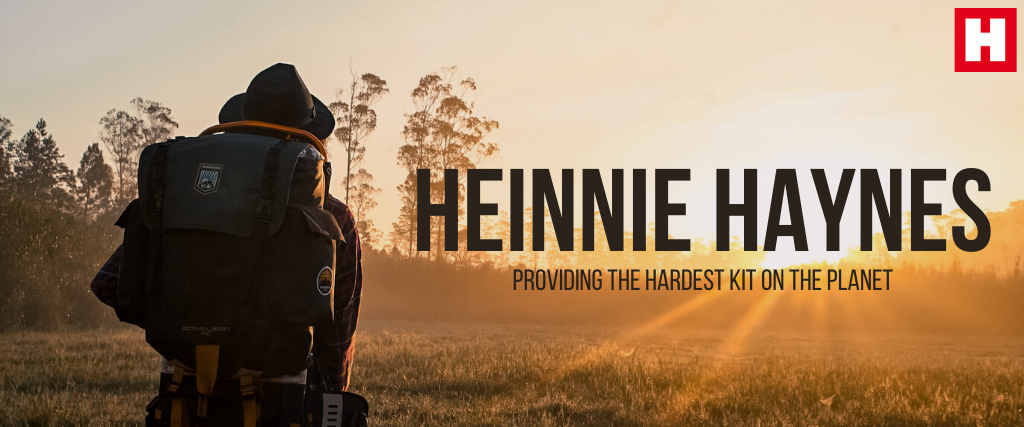 Heinnie Haynes Sponsor