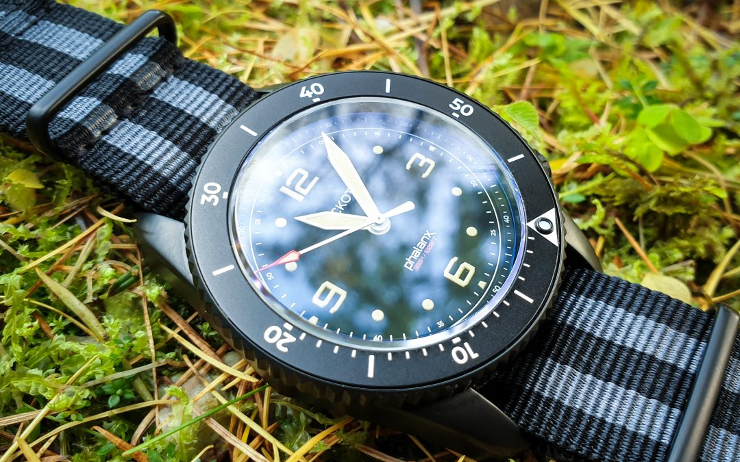 Review: Geckota S-01 Phalanx
