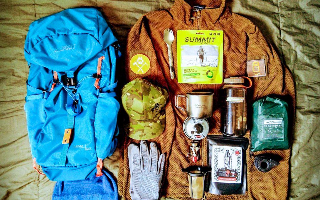Loadout: Basic Day Hike