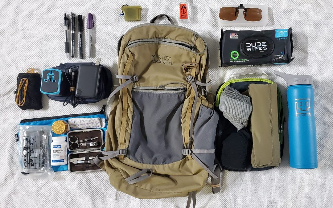 Loadout: In and Out Work Bag