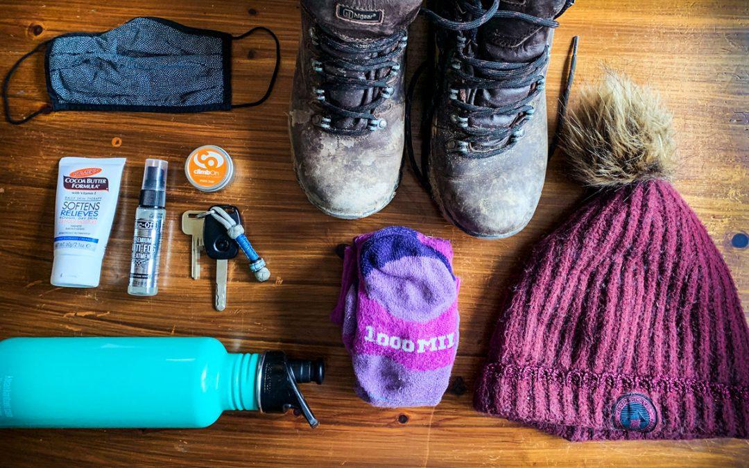 Loadout: Winter Walk Essentials