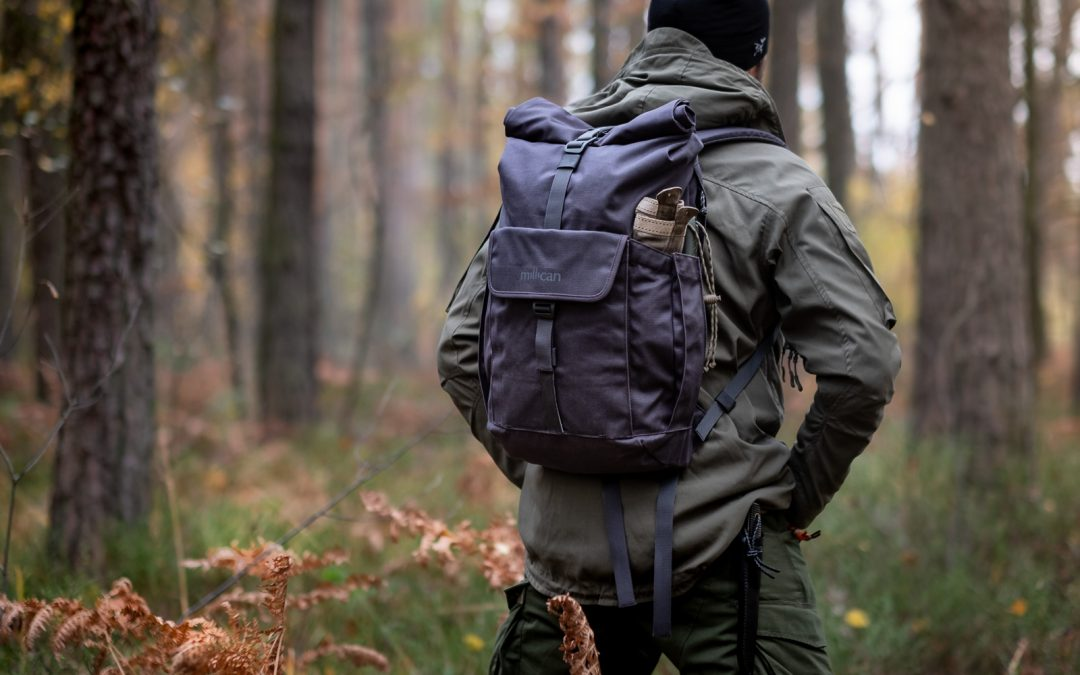Review: Millican Maverick – Smith The Roll Pack 25L