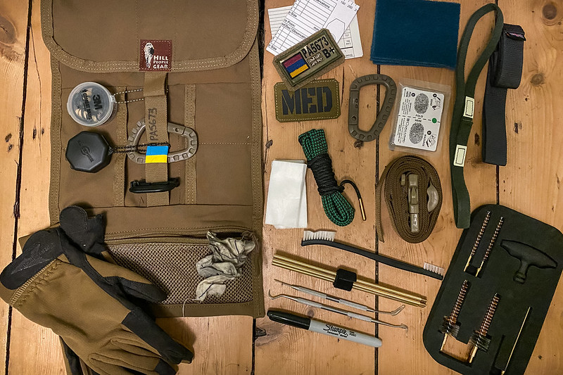 Loadout: Cleaning tools