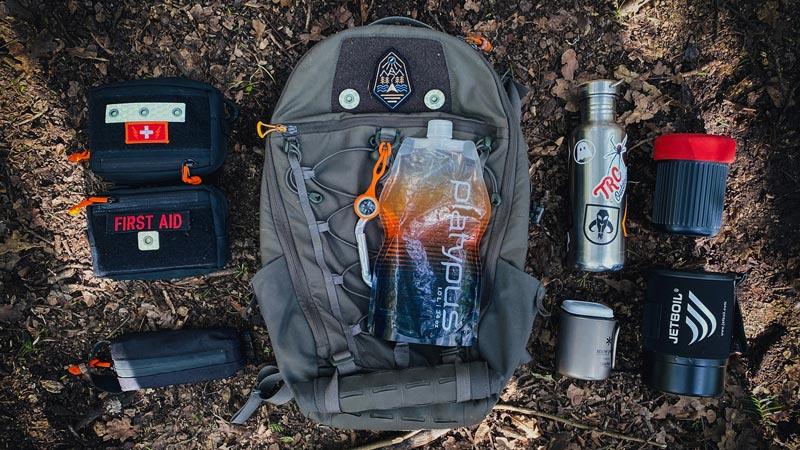 HOW I PACKED: Woodland Brew Kit